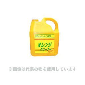 友和 オレンジクリーナー 4L 業務用 油落とし 洗浄剤 掃除用洗剤 (/I) proshopdate15