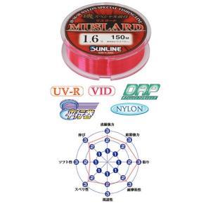 サンライン 磯スペシャル競技 マスラード 1.4〜3号|proshopks
