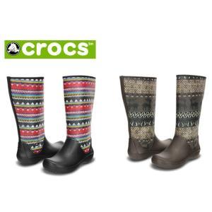 クロックス(crocs) サーマルーセント ブーツ ウィメン|proshopks