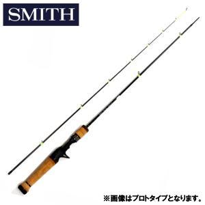 スミス(SMITH) ビースティッキートラウト 本山博之モデル BST-HM57UL/C【大型商品】|proshopks