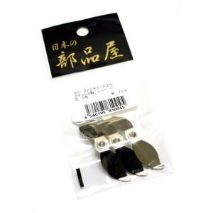 日本の部品屋 No2プロペラ(ボス付) ステンレス製 シルバー 左 3枚入|proshopks
