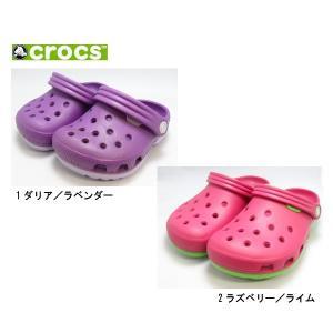 クロックス デュエットキッズ crocs 【在庫一掃セール50%OFF】【メール便NG】|proshopks
