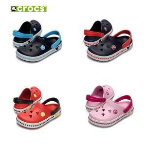 クロックス (crocs) クロックバンド ミッキークロッグ 3 キッズ|proshopks