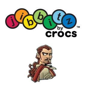 在庫一掃セール50%OFF クロックス(crocs) パイレーツオブカリビアン ジビッツ (jibbitz) ウィル・ターナー|proshopks