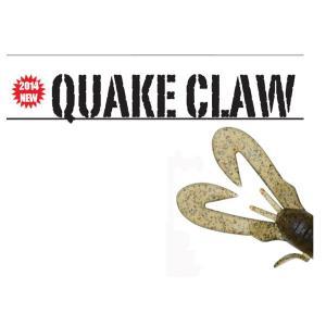 ジャクソン  Qu-on クオン クエイククロー (QUAKE CLAW) 3.4インチ NBC・FECO認定商品 proshopks