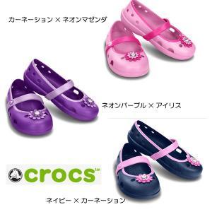 クロックスジャパン正規品 クロックス(crocs) キーリー ぺタル チャーム フラット PS|proshopks