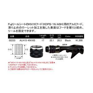 ジャストエース アルミフード ALH15-KN16S【お取り寄せ対応商品】【メール便NG】|proshopks