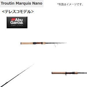 アブガルシア トラウティン マーキス ナノ テレスコピックモデル #TMNS-516L II TE 【送料無料】 【お取り寄せ対応商品】|proshopks
