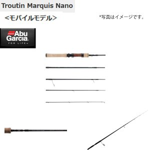 アブガルシア トラウティン マーキス ナノ モバイルモデル #TMNS-605L MB 【送料無料】 【お取り寄せ対応商品】|proshopks