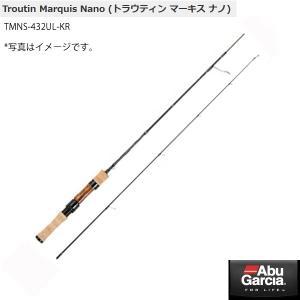 アブガルシア トラウティン マーキス ナノ #TMNS-432UL-KR 【大型商品】 【お取り寄せ対応商品】|proshopks