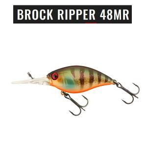 ジャッカル BROCK RIPPER 48MR (ブロック リッパー 48MR) #擬態ギル 【メール便NG】 proshopks