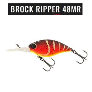 ジャッカル BROCK RIPPER 48MR (ブロック リッパー 48MR) #スパイスレッドクロー 【メール便NG】 proshopks