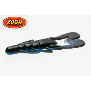 ズーム ウルトラバイブ スピードクロー #100 ブラックサファイヤ ZOOM UltraVibe Speed Craw 【メール便OK】 proshopks
