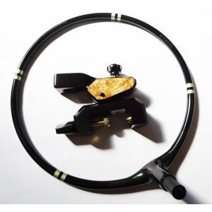 かちどき カーボン段巻き玉置(枠のみ) Mサイズ #黒  TM-002 大砲玉置万力 14-F セット 【送料無料】【かちどきフェア!】|proshopks