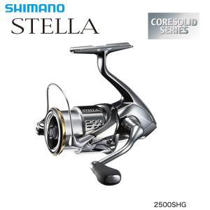 シマノ 18ステラ 2500SHG 【送料無料】【お取り寄せ商品】 proshopks