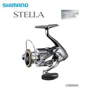 シマノ 18ステラ  C3000XG  【送料無料】【お取り寄せ商品】 proshopks