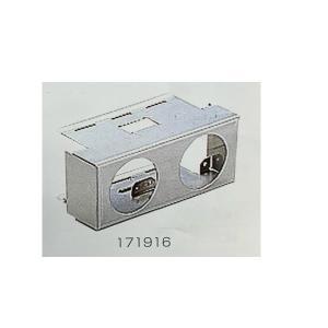 キサカ ホンデックス 取り付け金具 振動子ブラケット 2スロット PK-03 品番 171916 【メール便NG】【お取り寄せ商品】|proshopks