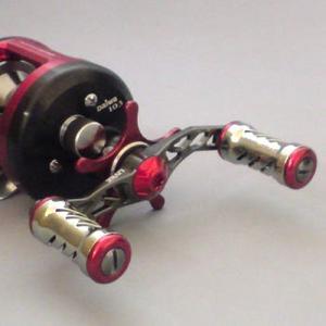 メガテック リブレ(LIVRE) フルコンプ Type2 シマノ用 左巻き 85mm|proshopks