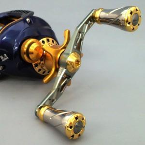 メガテック リブレ(LIVRE) フルコンプ Type2 フォルテ シマノ用 左巻き 90mm|proshopks