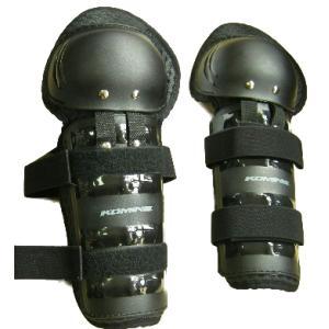KOMINE/コミネ HARD Knee Protector (ハード ニー プロテクター)|proskiwebshop