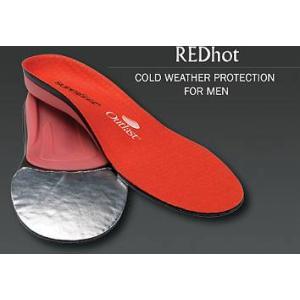 SUPER feet/スーパーフィート  インソール  レッドホット メン|proskiwebshop