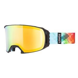 UVEX / ウベックス craxx OTG LTM 眼鏡対応スキーゴーグル ブラックマット|proskiwebshop