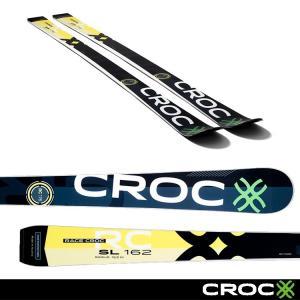 御予約受付中 CROC SKI スキー板・金具セット ONPISTE SL 17-18|proskiwebshop|03
