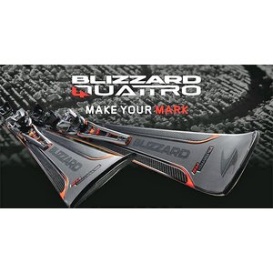 16-17 BLIZZARD/ブリザード QUATTRO RS +XCELL14 金具セット|proskiwebshop