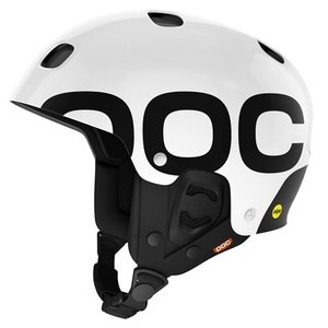 2015-16 POC/ポック スキーヘルメット Receptor Backcountry MIPS/ホワイト(Hydrogen White)(送料無料)|proskiwebshop