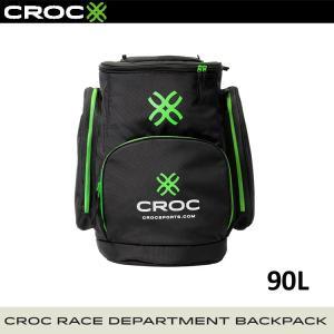 御予約受付中 CROC SKI バックパック 90L|proskiwebshop