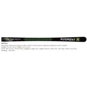御予約受付中 AUGMENT SKI スキー板のみ GS PRO 18-19|proskiwebshop