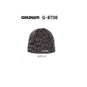 13-14 GOLDWIN  ニットキャップ G-8706: K ブラック フリーサイズ|proskiwebshop