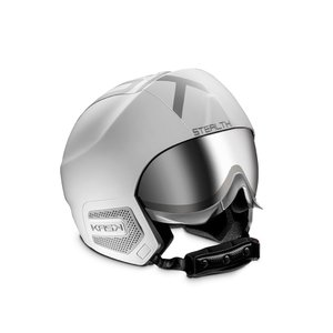17-18 KASK / カスク STEALTH SHINE  Matt White|proskiwebshop