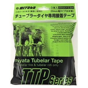 MIYATA / ミヤタ TTP-6 チューブラー テープ 1本用|proskiwebshop