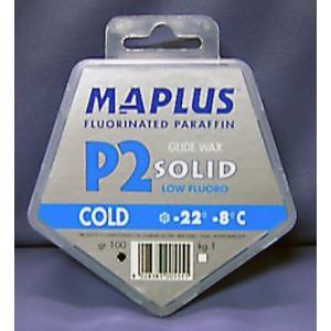 MAPLUS マプラス P2 SOLID WAX レースワックス|proskiwebshop