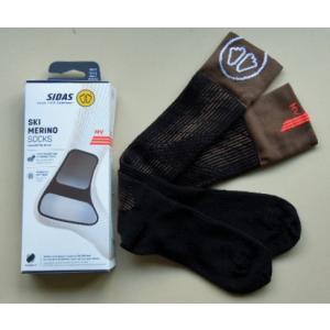 SIDAS SKI MERINO / メリノ Socks|proskiwebshop