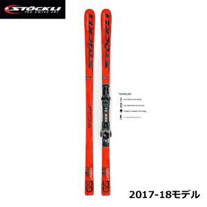 御予約受付中 ストックリ LASER GS FIS スキー板 金具セット 18-19 STOCKLI|proskiwebshop