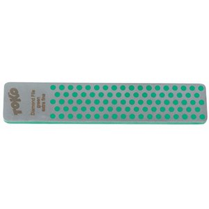 TOKO ダイヤモンドファイル グリーン 5560021 トコ 極細目100mm|proskiwebshop