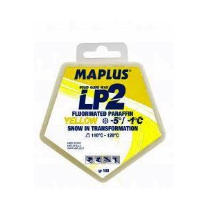 BRIKO MAPLUS LP2 SOLID ワックス YELLOW/ブリコ マプラス 100g|proskiwebshop