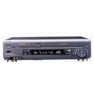 中古 保証付 送料無料 vhs ビデオデッキ vhs 8mm ダビングSONY WV-TW1 vhs...