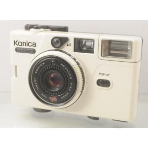 中古 保証付 送料無料 Konica C35 EF3 フィルムカメラ コニカ ミノルタ  中古 フィ...