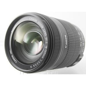 中古 保証付 送料無料 Canon 標準ズームレンズ EF-S18-135mm F3.5-5.6 I...