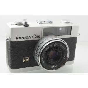 中古 送料無料 保証付 KONICA C35E&L フィルムカメラ コニカ ミノルタ 中古 フィルム...