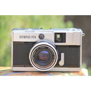 中古 保証付 送料無料 Olympus Pen EED レンジファインダー フィルム カメラ フィルム フィルムカメラ olympus pen 中古 フィルムカメラ olympus