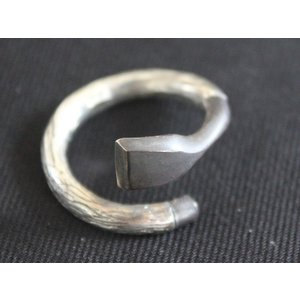 メンズ/シルバーリング(指輪) 19号/大工道具シリーズ/ノミ|prostyle