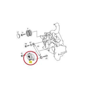 ベンツ M112 M113 V6 V8 ベルトテンショナー  1122000070 1122000370 1122000670 1122000170 1122000870 1122000970|protechauto|02