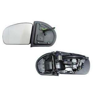 ベンツ W203 後期 ドアミラー/サイドミラー インナー左 左ハンドル用  C180KOMPRESSOR|protechauto