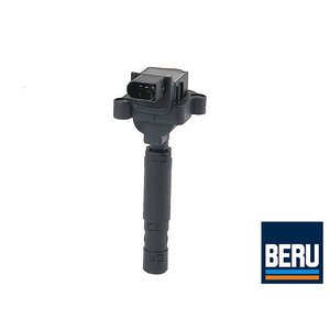 BERU製 ベンツ W204 W203 W209 R171 イグニッションコイル1個 M271(直4)エンジン用 0001501580 0001502980 C200KOMPRESSOR|protechauto