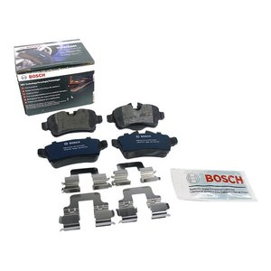 BOSCH製 BMW MINI ミニ R56 R55 R57 R58 R59 QuietCast リア用 プレミアムディスクブレーキパッド 左右セット 34216778327 BP1309 Cooper クーパー クラブマン|protechauto