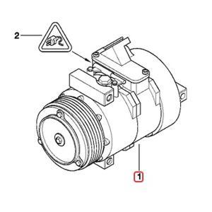 DENSO製 BMW E39 E38 エアコンコンプレッサー/ACコンプレッサー  64526911342 471-1121 535i 540i M5|protechauto|02